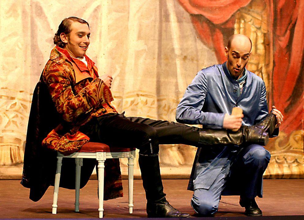 Horst Lamnek als Leporello 7