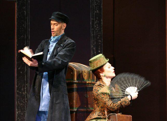 Horst Lamnek als Leporello 5