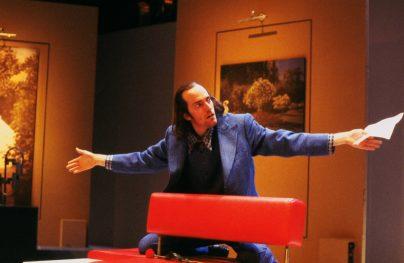 Horst Lamnek als Pacuvio 03