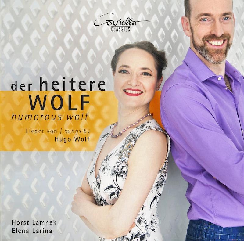 Der heitere Wolf (CD)